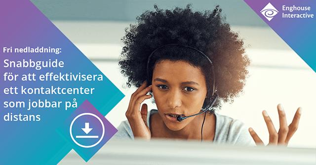 framtidens kontaktcenter