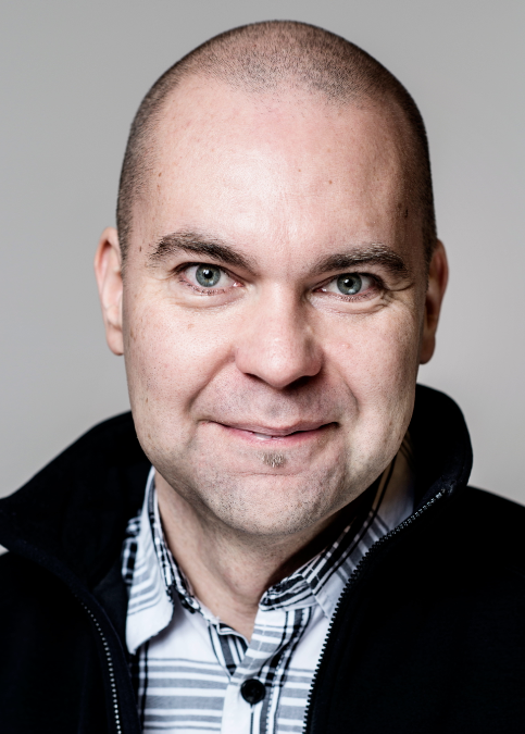 Peter Eriksson, IT-samordnare Mittuniversitetet.